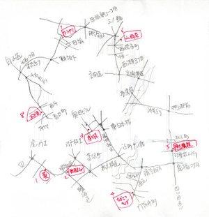 自転車の 自転車 地図 gps : あれこれと試行錯誤すること ...