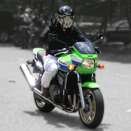 Zrx1200_green