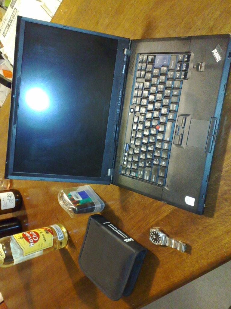 ノートパソコンが壊れてしまった
