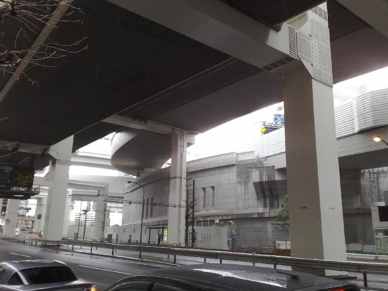 首都高速大橋ジャンクション 定点観測 最終回